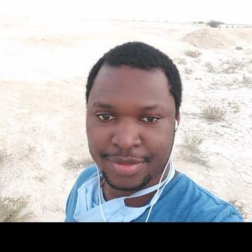 Emmanuel, 32, Doha, Qatar