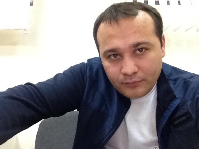 Kudrat Sadullaev, 36, Tashkent, Uzbekistan