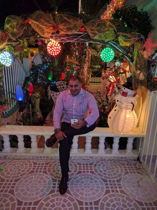 Frankli Perez, 69, Santo Domingo, Dominican Republic