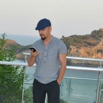Bilal IsIk, 38, Fethiye, Turkey