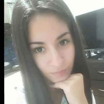 Maria De Los Angeles, 29, Bogota, Colombia