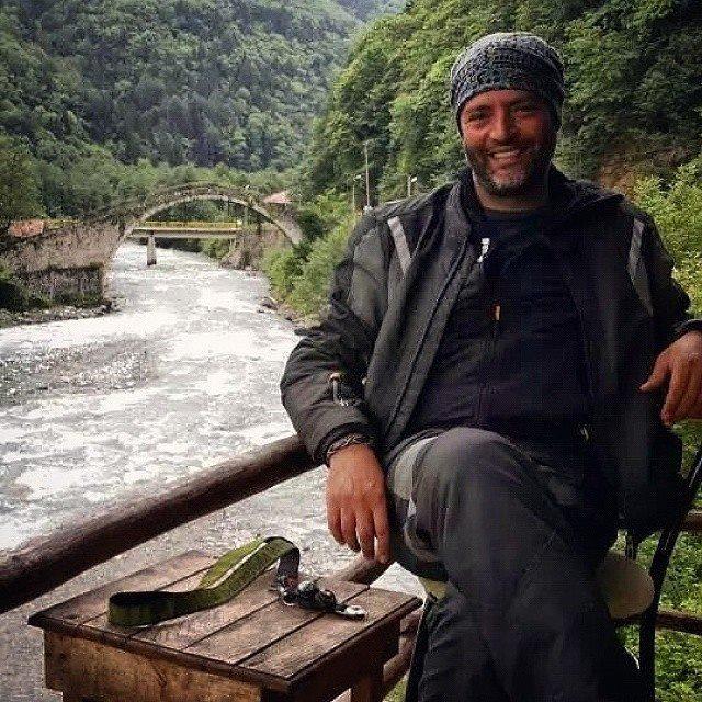 Levent Erdogan, 47, Istanbul, Turkey