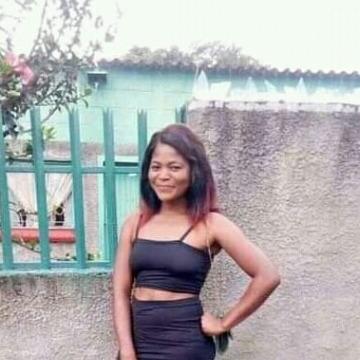 Doris, 24, Mufulira, Zambia