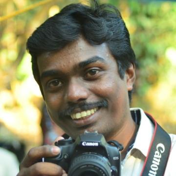 Vipinraj Raj, 31, Kochi, India