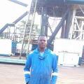 Kingsley Omoro, 43, Sapele, Nigeria