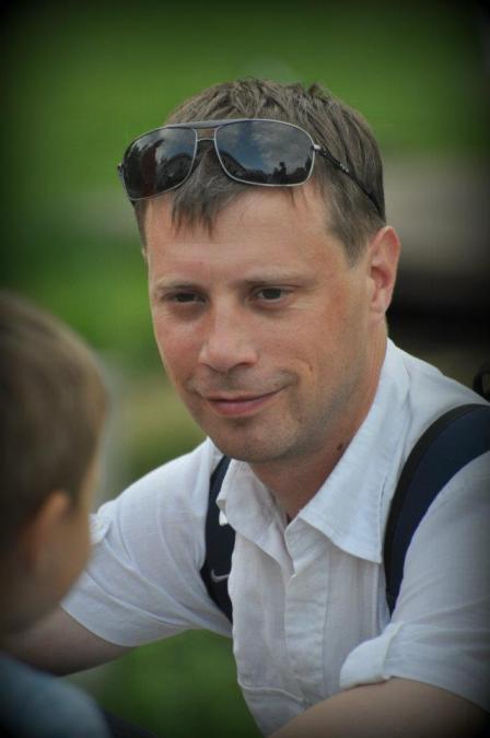 Maksim Nikiforov, 42, Moscow, Russian Federation