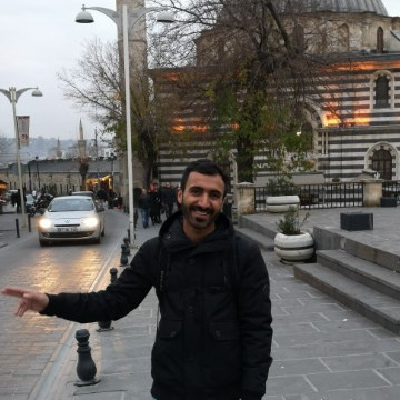 Abdulrahman Alhashimi, 28, Manama, Bahrain