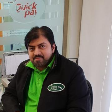 Muhammad Farhan, 33, Lahore, Pakistan