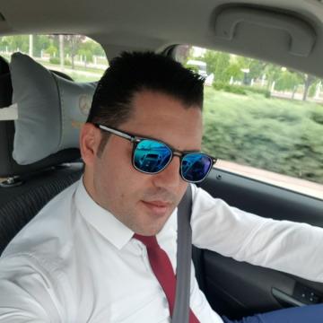 İlyas Demirtaş, 35, Bursa, Turkey