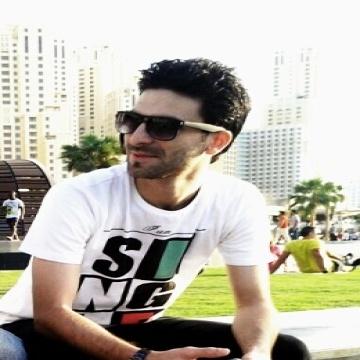 Ryan, 32, Dubai, United Arab Emirates