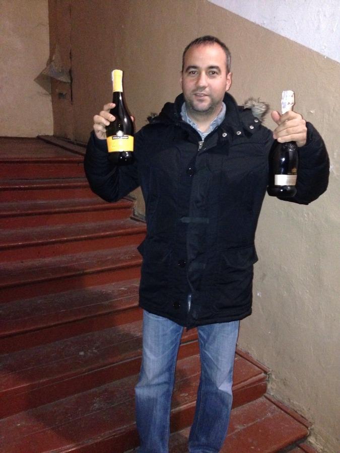 Ali Mike, 38, Kiev, Ukraine