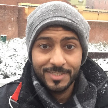 AB Saadi, 34, Abu Dhabi, United Arab Emirates