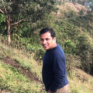 RB, 35, New Delhi, India