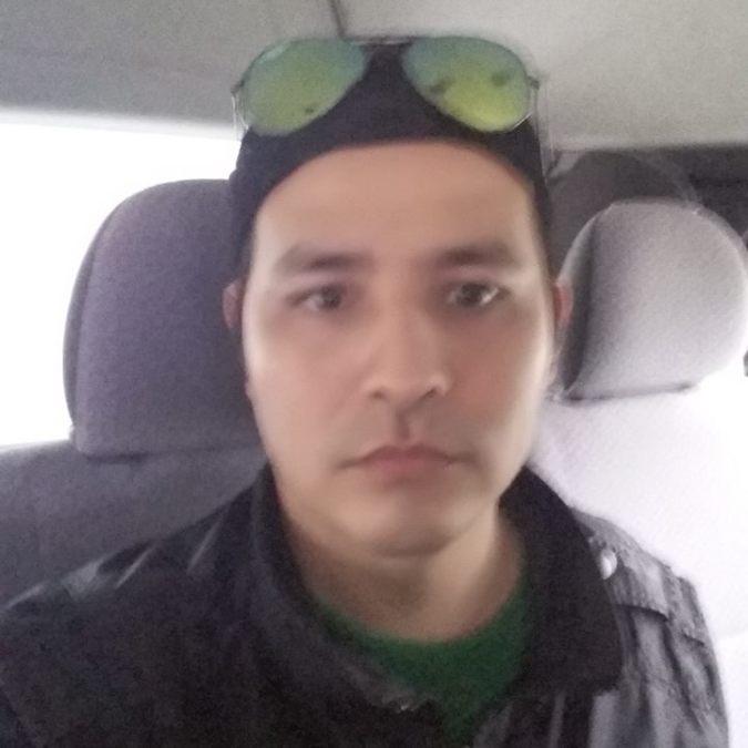 Cesar Didier, 33, San Pedro, Mexico