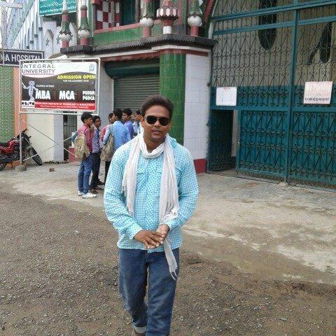 IMTIYAZ AHMAD, 36, New Delhi, India