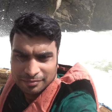 Jitendra, 30, Bangalore, India