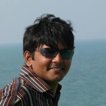 Sayak Mitra, 33, Calcutta, India