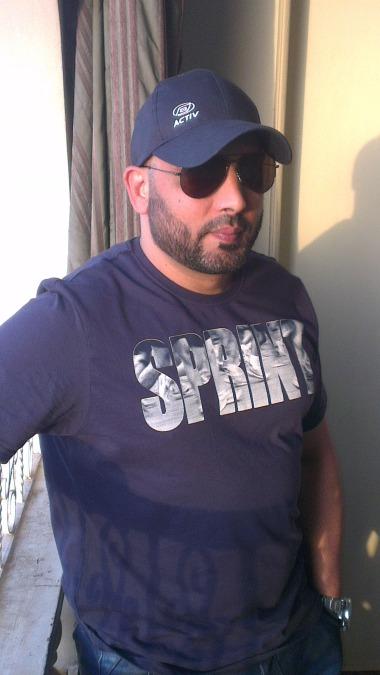 Sami Gazali, 41, Bangi, Malaysia