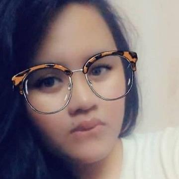 Chevin Mae, 22, Caloocan, Philippines