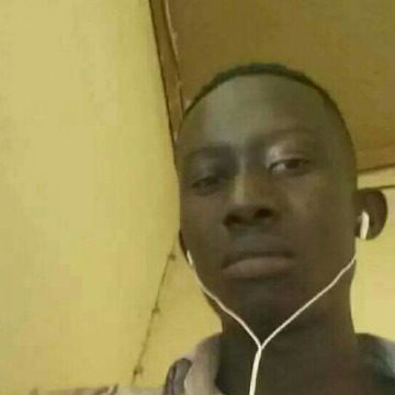 Muhammed Touray, 20, Maputo, Mozambique