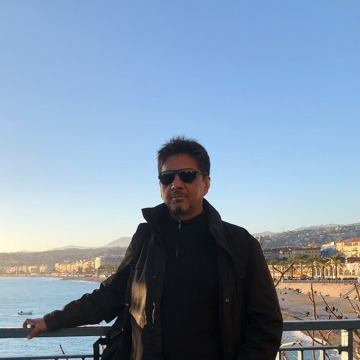 Ali, 47, Dubai, United Arab Emirates