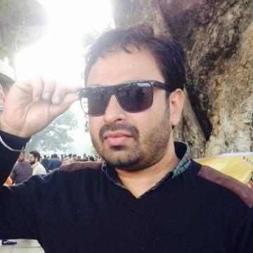 Mani gill, 34, Chandigarh, India