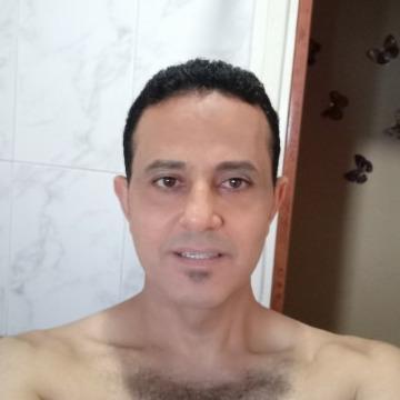 Esmael Hady, 48, Alexandria, Egypt