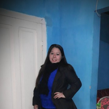 Andrea, 29, Jardin America, Argentina