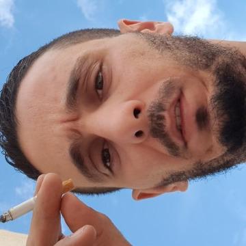 Jack Daniel Johnnie, 30, Biskra, Algeria