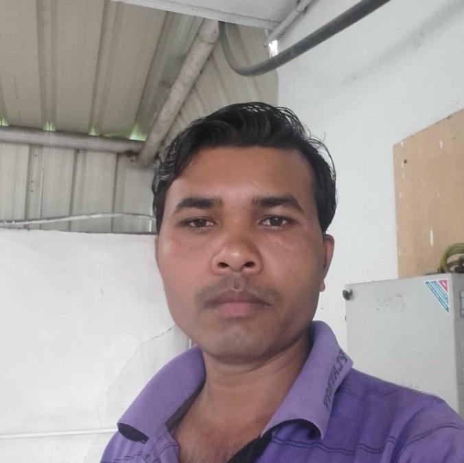 Dhiraj Kalsare, 25, Pune, India