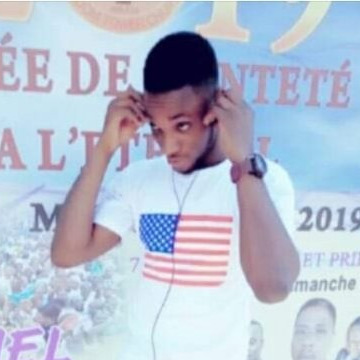 Uche Opkara, 28, San-pedro, Cote D'Ivoire