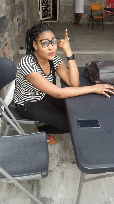 Martha Lynee Coulibal, 31, Abidjan, Cote D'Ivoire