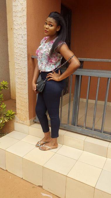 Martha Lynee Coulibal, 32, Abidjan, Cote D'Ivoire