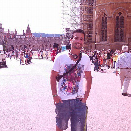 Alejandro Moreno, 34, Buenos Aires, Argentina