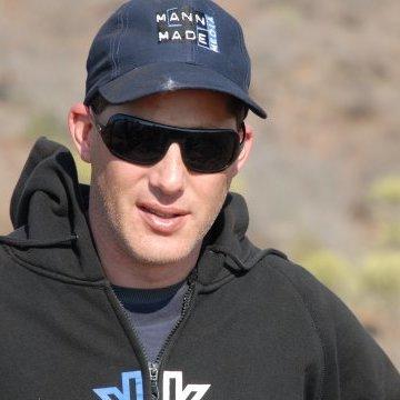 Kevin Mann, 43, Johannesburg, South Africa