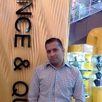 Dharmesh Parmer, 37, Indian Orchard, United States