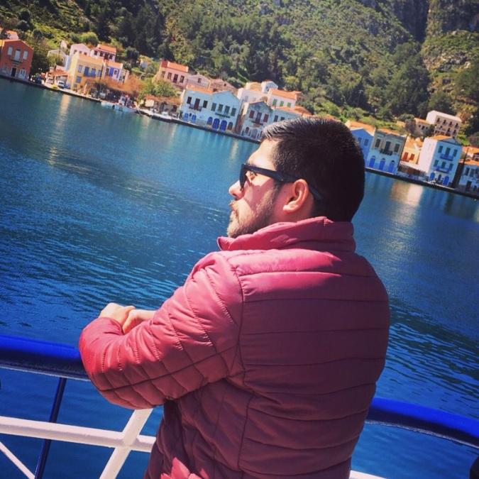 Emre Gani Bakırcı, 30, Antalya, Turkey