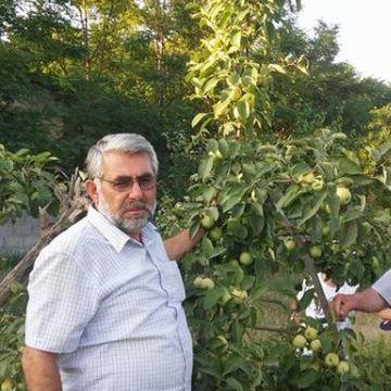 Zeki Gencer, 54, Ankara, Turkey