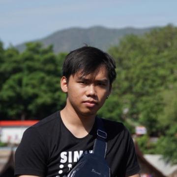 Naa, 21, Kuchinarai, Thailand