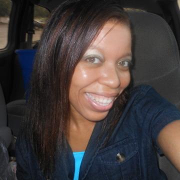 Dana Hendley, 33, Atlanta, United States