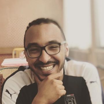 Mohamed Nemairy, 31, Doha, Qatar