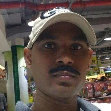 Jagdish Sen, 34, Dubai, United Arab Emirates