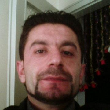 Huseyin Bardakci, 35, Antalya, Turkey