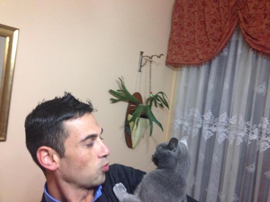 salvatore, 43, Messina, Italy