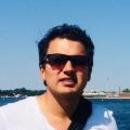 Cristian M Gacha, 33, Bogota, Colombia