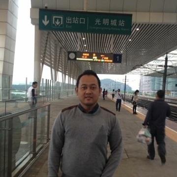 Farid, 41, Surabaya, Indonesia