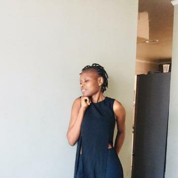 Evelyn Kasanga, 28, Lusaka, Zambia