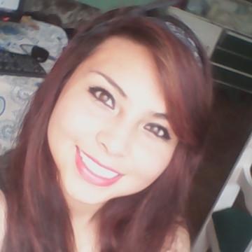 Danna Ruge, 22, Bogota, Colombia