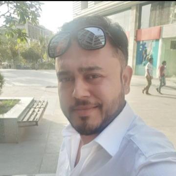 Saurabh chauhan, 31, Bhopal, India