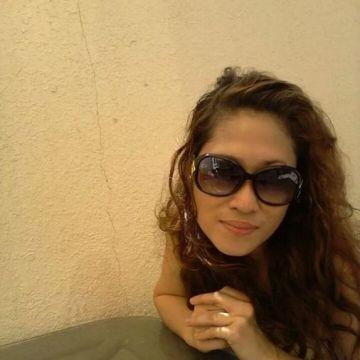 Chang Delos Santos, 38, Dubai, United Arab Emirates